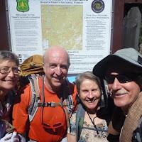 Trinity Wilderness Backpack