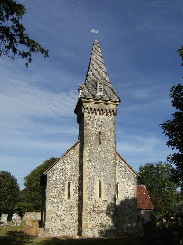 1007190187 St Leonard's church, South Stoke