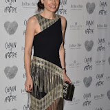 OIC - ENTSIMAGES.COM - Elaine Cassidy at the   Chain Of Hope Annual Ball  London Friday 20Th November 2015 Photo Mobis Photos/OIC 0203 174 1069