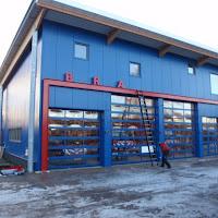 2010 - Materieel - Sloop oude en bouw nieuwe kazerne