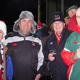 Ulster v Scarlets, 5th December 2008