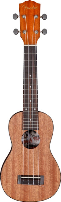 Fender indonesia Laminate Tenor at Lardy's Ukulele Database