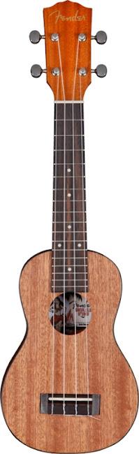 Fender indonesia Laminate Tenor at Lardy's Ukulele Database