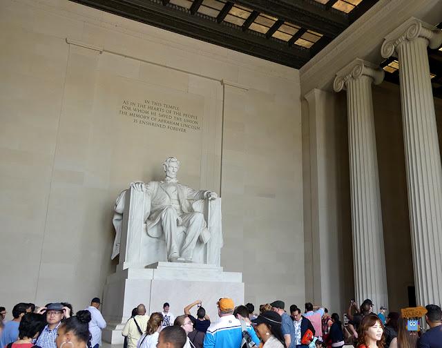 Licoln Memorial - Washington