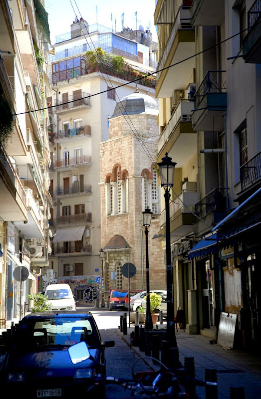 11. Thessaloniki today