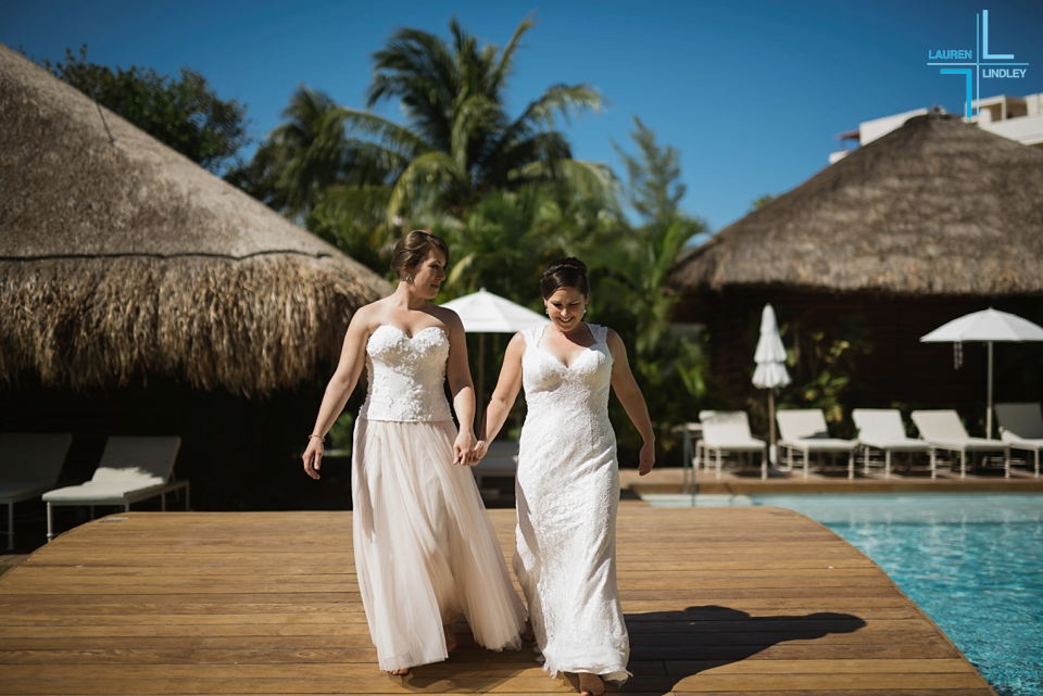 Isla Mujeres Destination Wedding