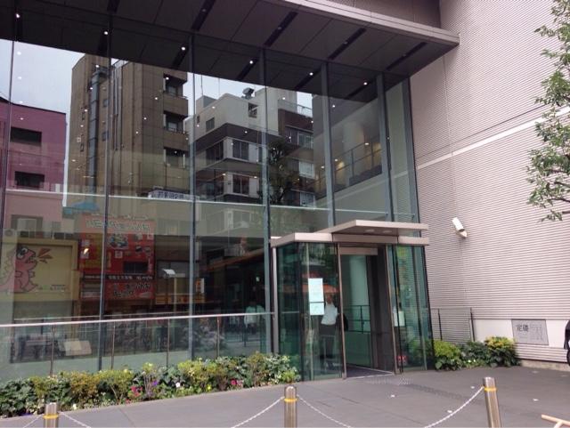 大久保健診センター 入口