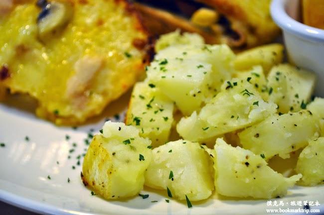 The Baker焙客早午餐烤薯塊