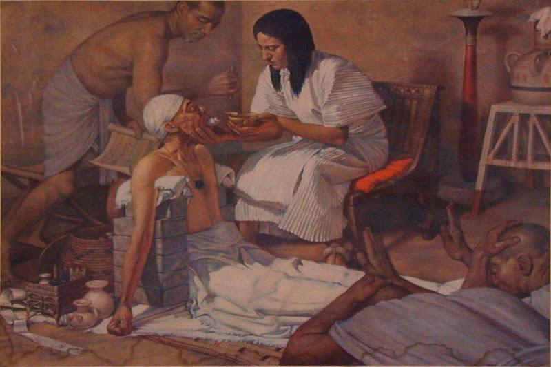 Ancient Egypt Medicine, Egyptian Magic