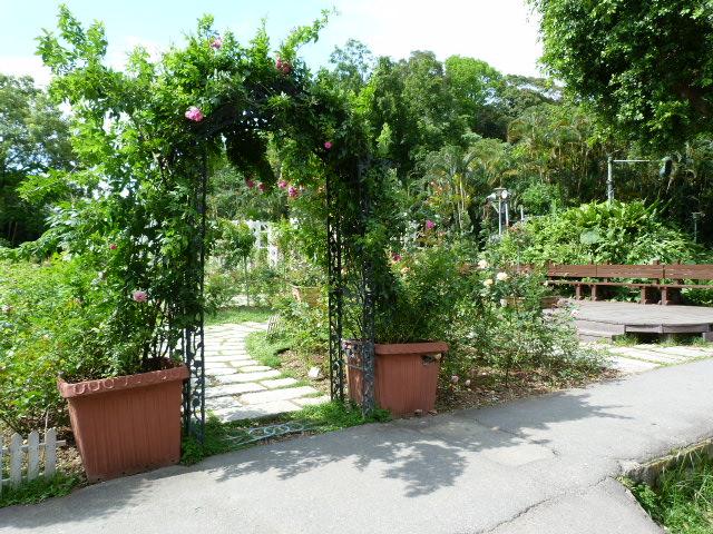 TAIWAN.TAIPEI, shilin une des villas de CKS dans un ancien parc botanique et autres vues - 1sichuan%2B013.JPG