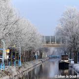 Prachtig winters Pekela - Foto's Johan de Groot