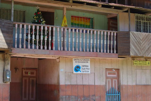 Noël à San Miguel de Chontal (Imbabura, Équateur), 11 décembre 2013. Photo : J.-M. Gayman