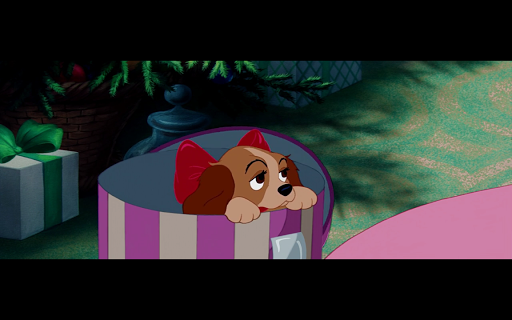 The Disney Facts Page: Disney Christmas Week: Lady and the Tramp