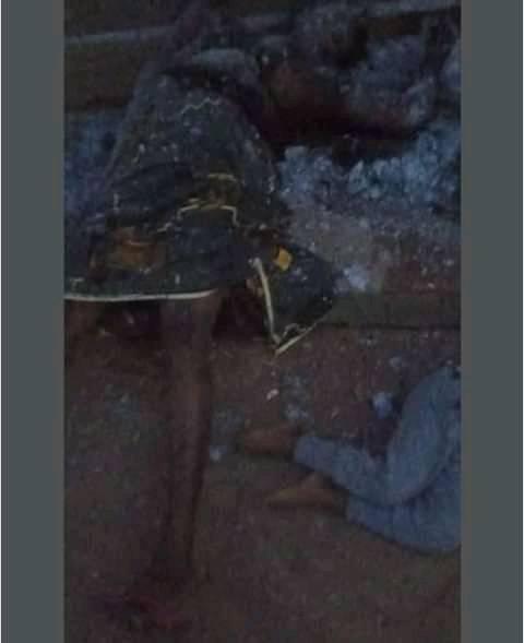 Gunmen Kill Mother And Child In Benue (Disturbing Photos)