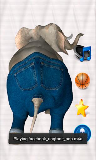 Dancing Talking Elephant 1.3 screenshots 2