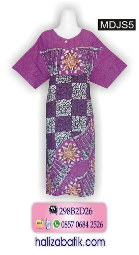 grosir batik pekalongan, gambar desain batik, baju wanita murah, baju batik terbaru 2015