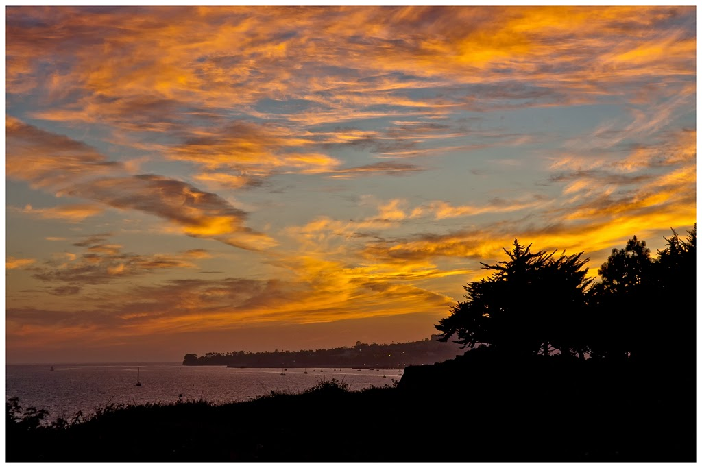 """""""California Sunset"""" by Steve Bailey --3d Place A Special"""