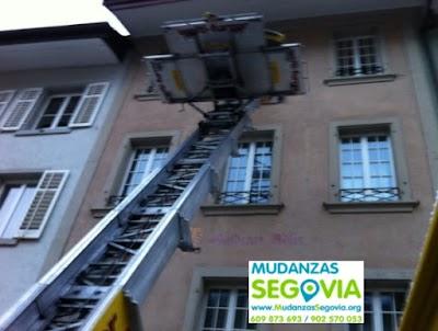 Transportes Casla Segovia
