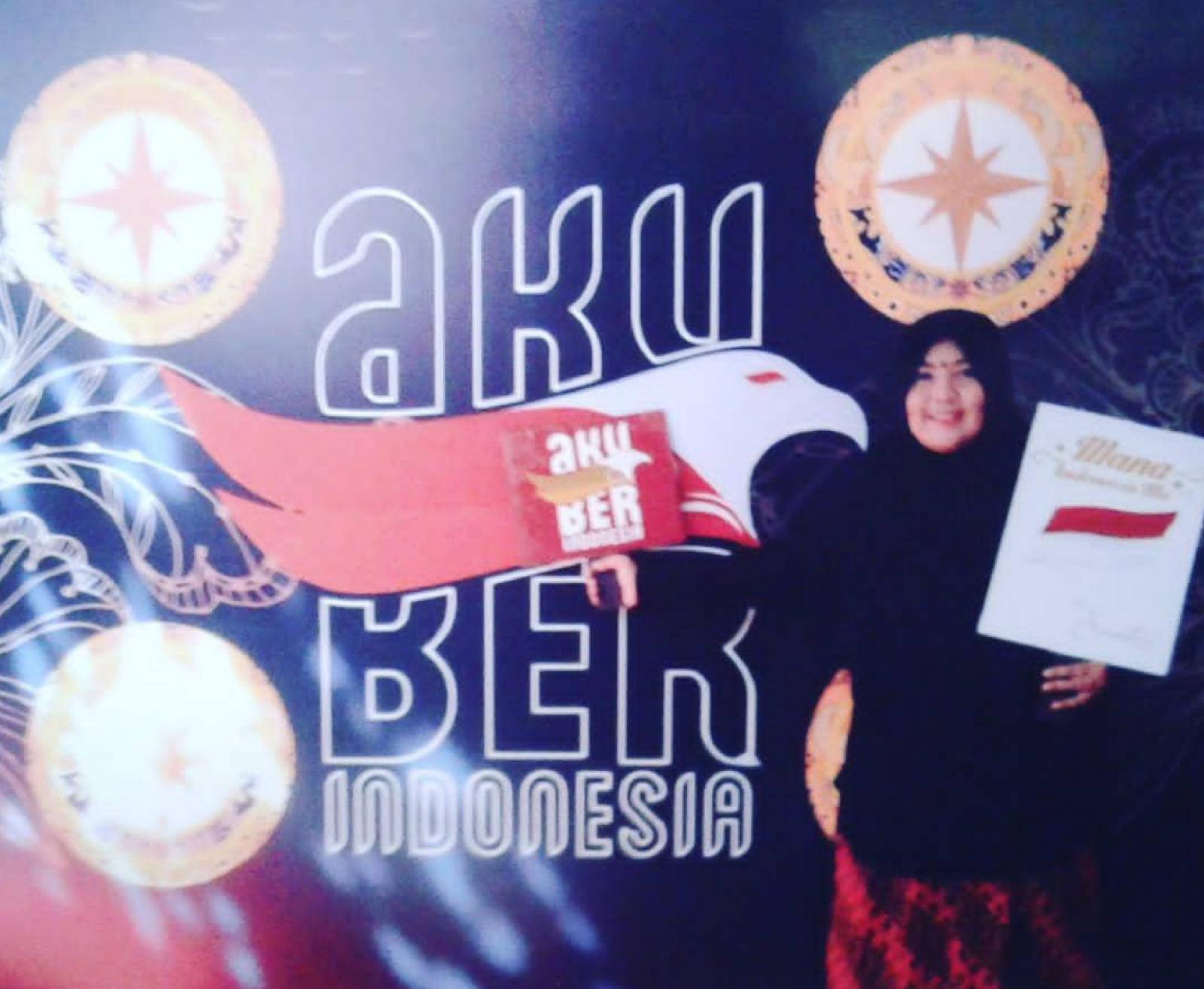 Ayo Galang Persatuan dengan Aku BerIndonesia