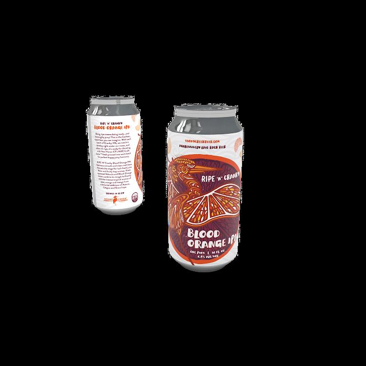 Logo of Stony Creek Ripe & Cranky Blood Orange Juiced IPA