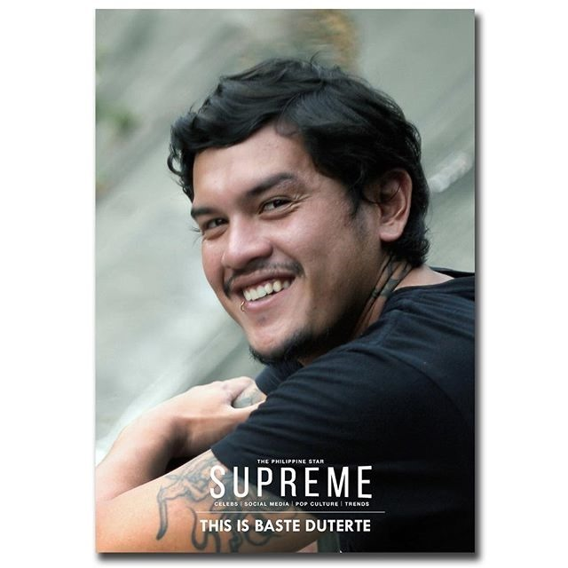 Baste Duterte for PhilStar Supreme 2