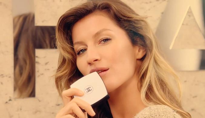 Gisele Bundchen leads Forbes highest-paid models,  gisele bündchen new chanel n°5 campaign