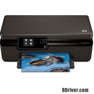 Free download HP Officejet 5515 Printer drivers & setup