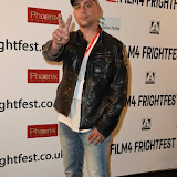 OIC - ENTSIMAGES.COM - John Fallon  at the Film4 Frightfest on Friday of   The Shelter UK Film Premiere at the Vue West End in London on the 28th August 2015. Photo Mobis Photos/OIC 0203 174 1069