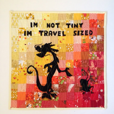 Disney Quilt Swap Part 1