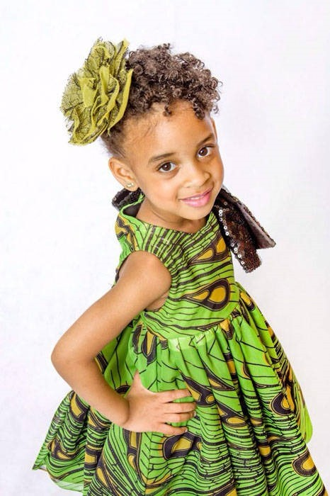 Latest Ankara Styles for kids (2)