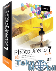 CyberLink PhotoDirector Ultra Full İndir