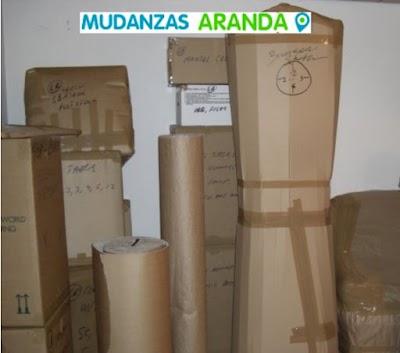 Mudanzas Villaescusa de Roa