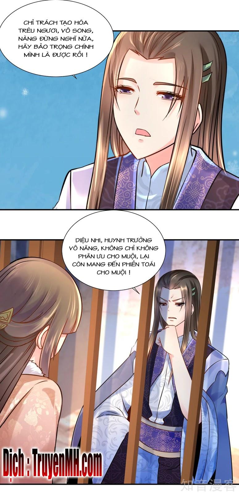 Lãnh Cung Phế Hậu Muốn Nghịch Thiên chap 54 - Trang 18