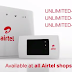 Airtel Releases New Unlimited Browsing Data Plans
