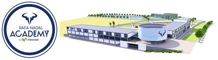 La Rafa Nadal Academy abrirá sus puertas en 2016 para convertirse en un referente mundial.