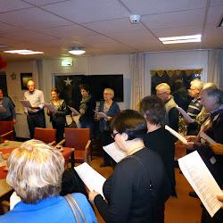24 december 2013 Dillenburg met (kleine groep van) Ermelodie en Ermeluiden