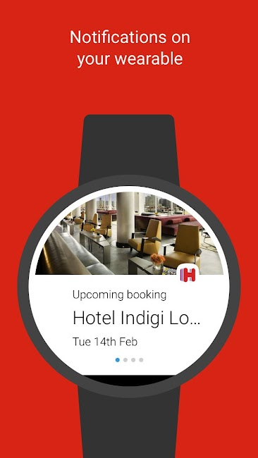 #7. Hotels.com – Hotel Reservation (Android)
