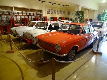 2018.07.02-133 Fiat Abarth 1000 OT 1965, 850 TC 1961