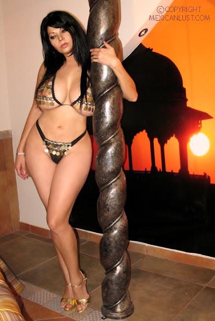 Maritza - большие красивые сиськи и большая красивая попа