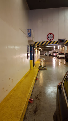 Accessible parking onboard the Marine Atlantic Ferry. Every Journey Matters: Marine Atlantic Ferries to Newfoundland