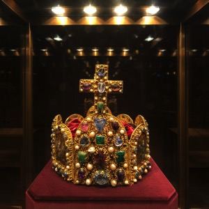 Imperial Crown Holy Roman Empire