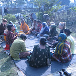 Catharine MacKinnon's Visit to the Rampur Community Center, Forbasgunj, Bihar