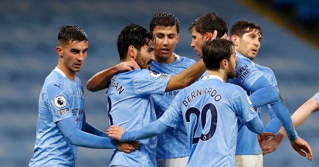 Manchester United Seri, Manchester City Menang Bergaya!