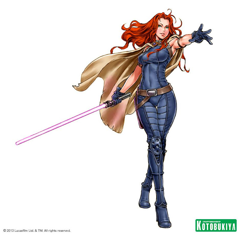 star wars miniature the Emperor's Hand Mara Jade, Jedi #37 Alliance and Empire Star Wars Miniatures custom Customize and Painting