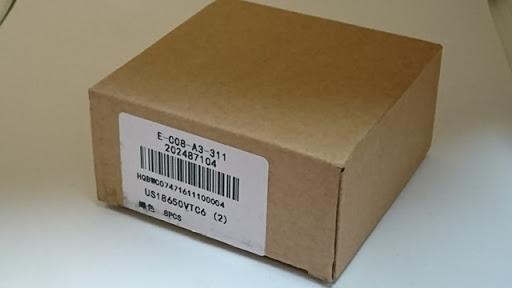 DSC 2145 thumb%25255B2%25255D - 【バッテリー】「SONY US18650VTC6 3120mAh 30A 3.6V 18650バッテリー」簡易レビュー。大容量高出力のハイエンドモデル