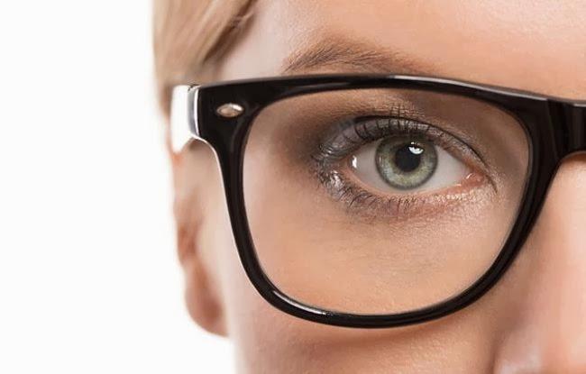 makeup greške ako nosite naočale
