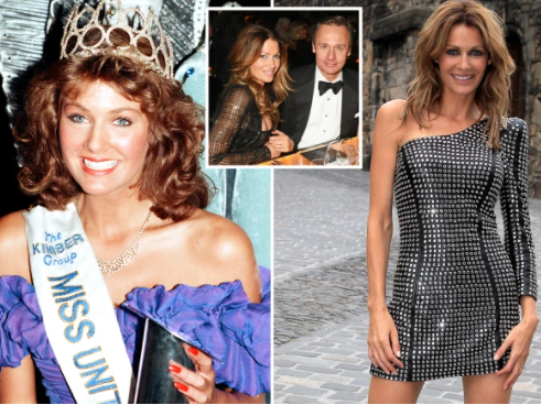 Ex-Miss UK Kirsty Bertarelli, 50, to become Britain's richest divorcee after winning £350m following split from tycoon husband