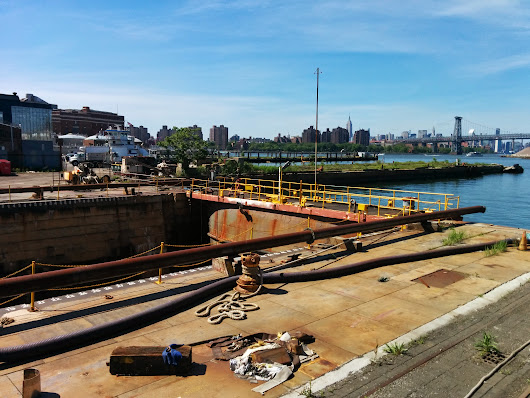 Brooklyn Navy Yard Tour