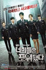 You're All Surrounded  | Eps 01-20 [Complete]