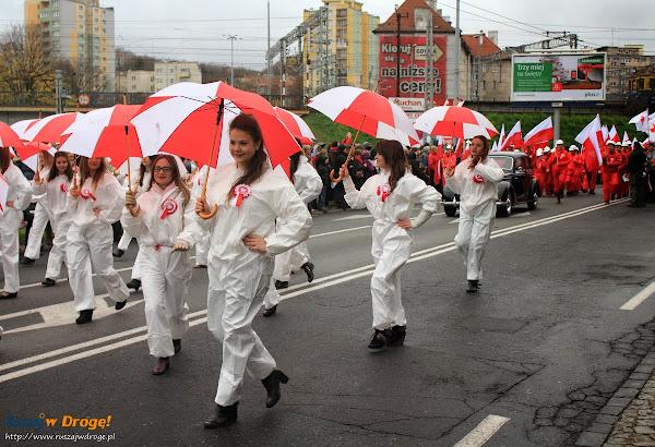 Celebrujemy święto niepodległości Polski na wesoło